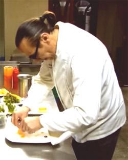 Farid Guerra chef cuisinier Le Ciel d'Alger