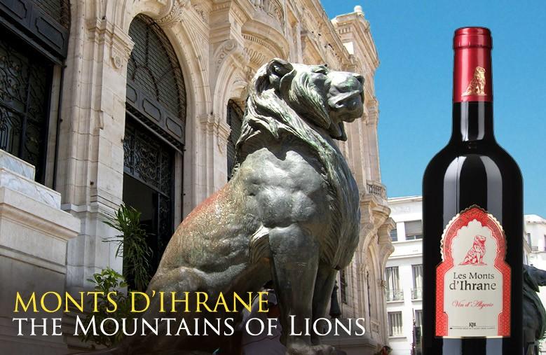 Irhane Wine From Oran Algeria